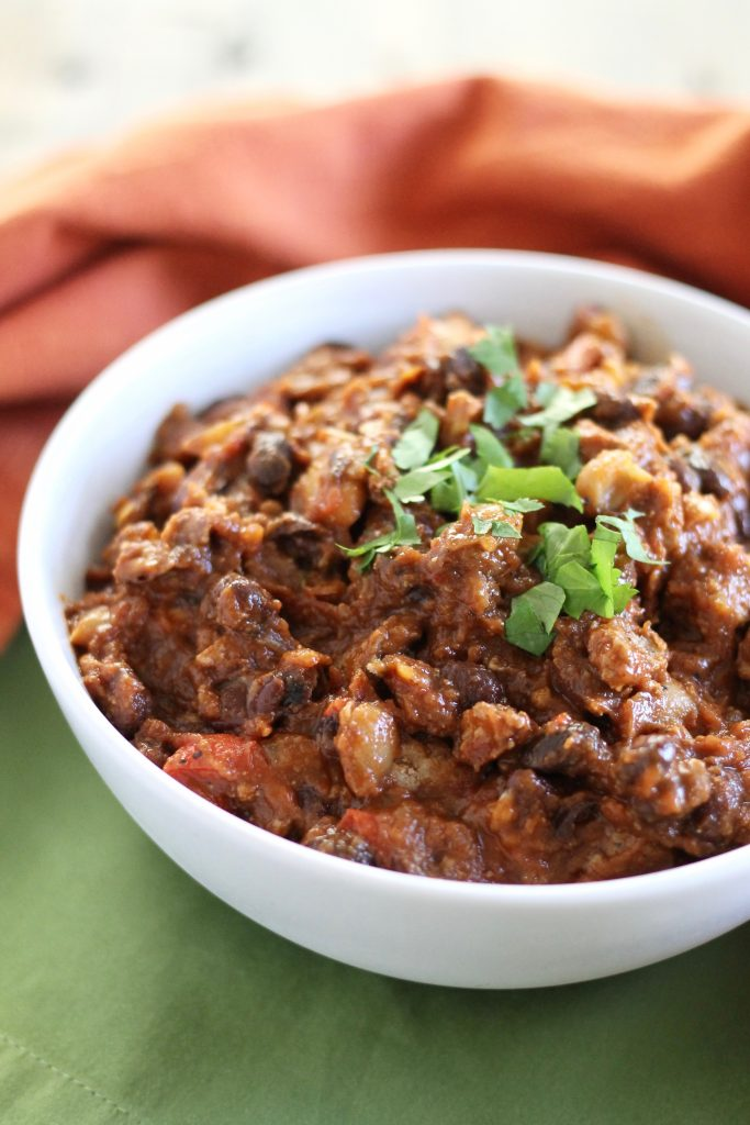 Healthy Turkey Chili l www.littlechefbigappetite.com l Gluten-Free, Low Carb, Low Sugar