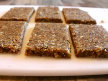 Chia Seed Protein Bars