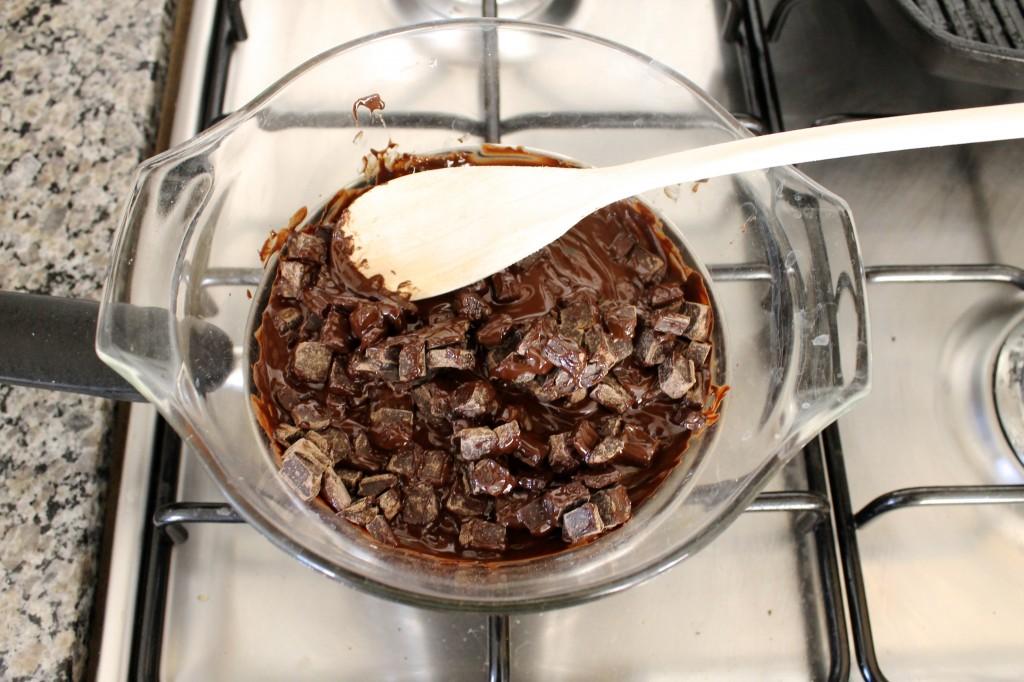 How To Make Perfect Dark Chocolate Covered Strawberries