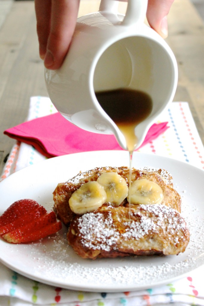 Challah French Toast - Little Chef Big Appetite
