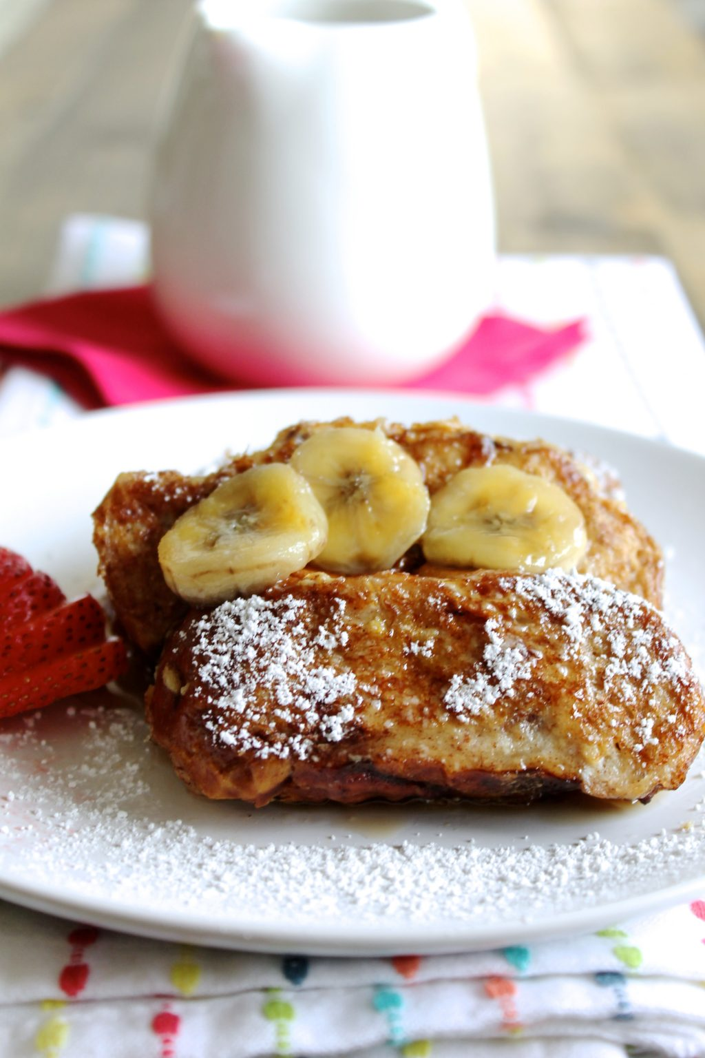 Challah French Toast Recipe - Little Chef Big Appetite