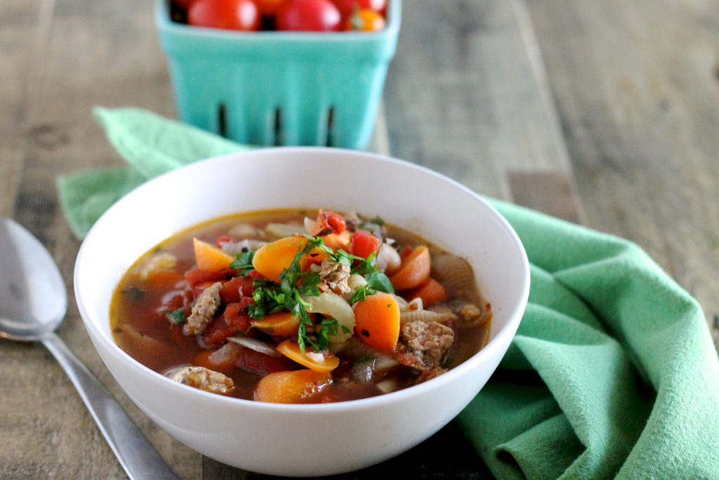 chicken minestrone soup minestrone hearty chicken minestrone soup ...