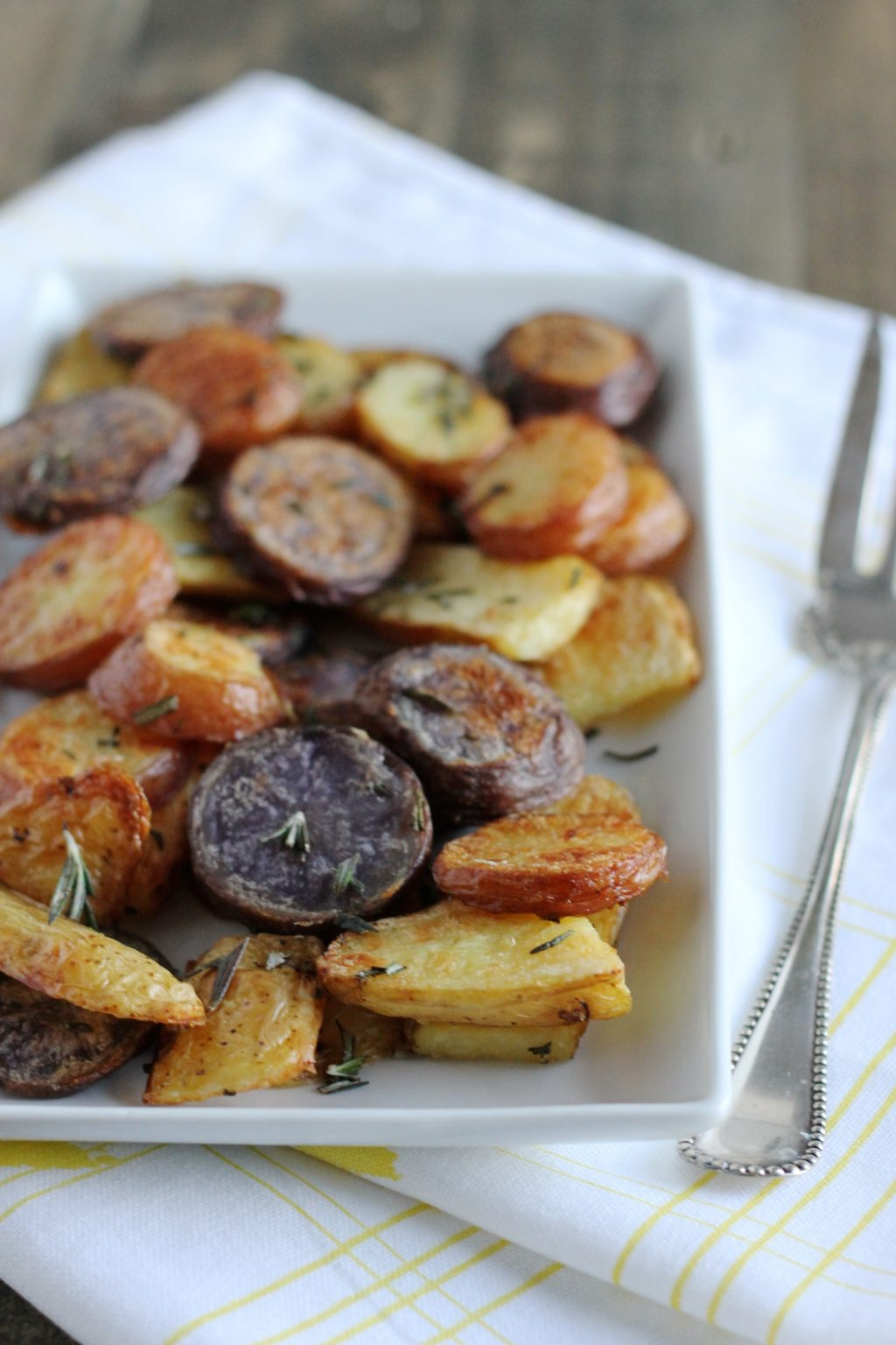 Extra Crispy Roasted Potatoes Recipe