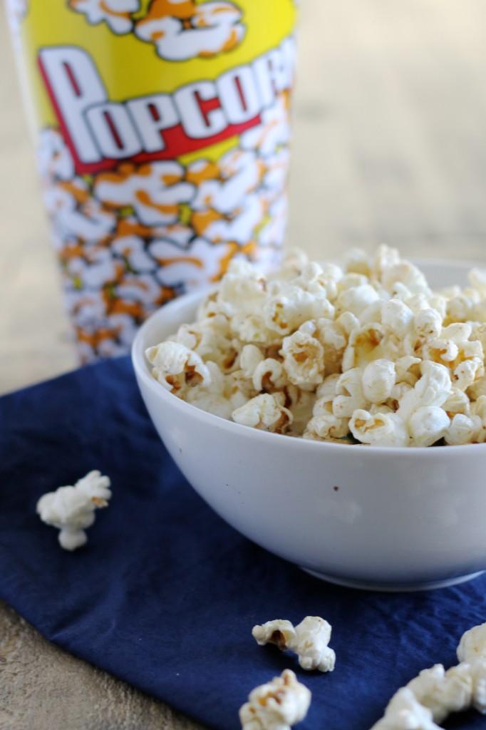 Maple Chili Popcorn Recipe
