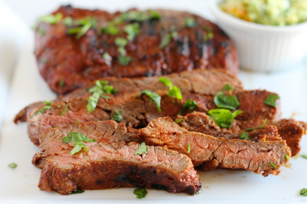 Grilled Skirt Steak Marinade Recipe