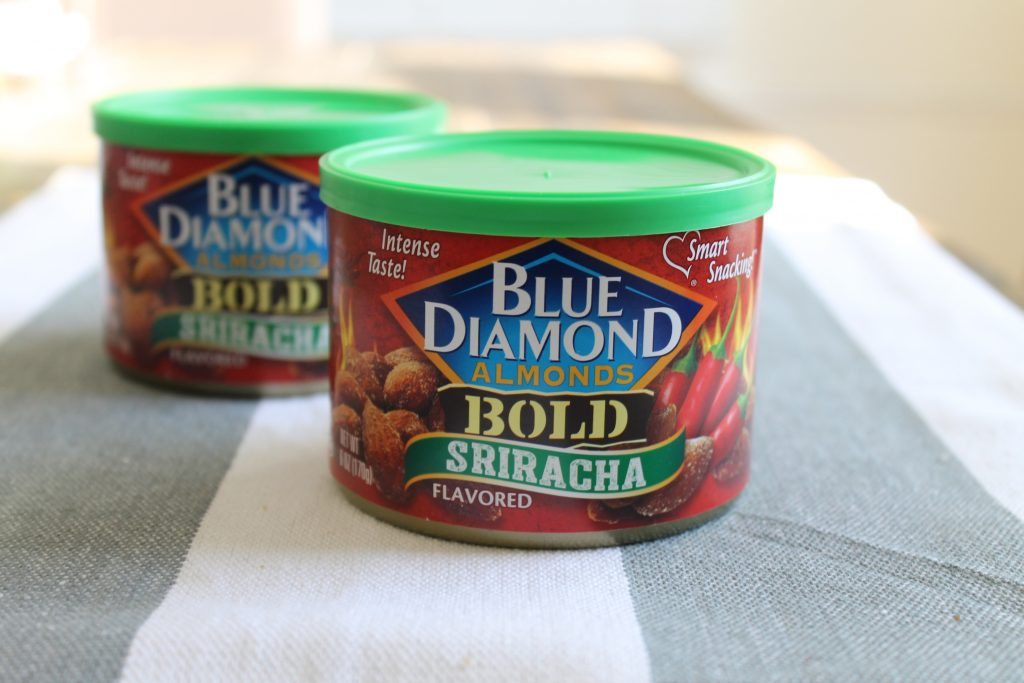 Blue Diamond Sriracha Almonds