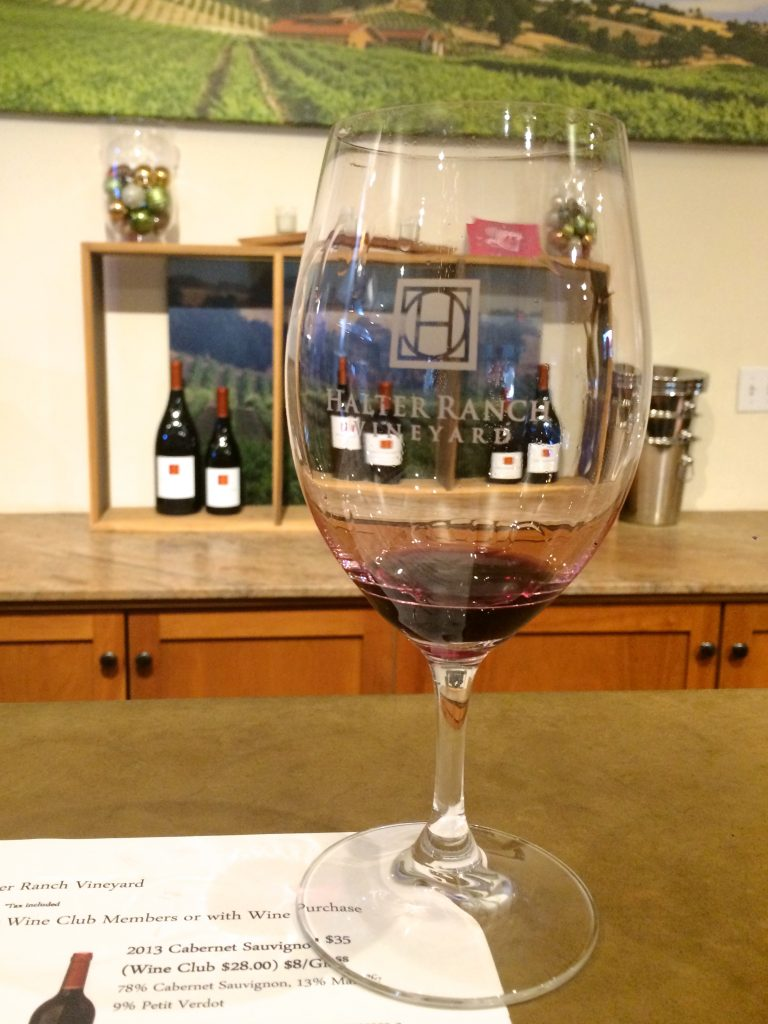 Paso Robles Trip - Halter Ranch Winery