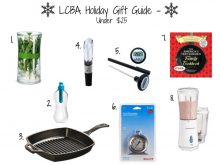 Little Chef Big Appetite Holiday Gift Guide - Under $25