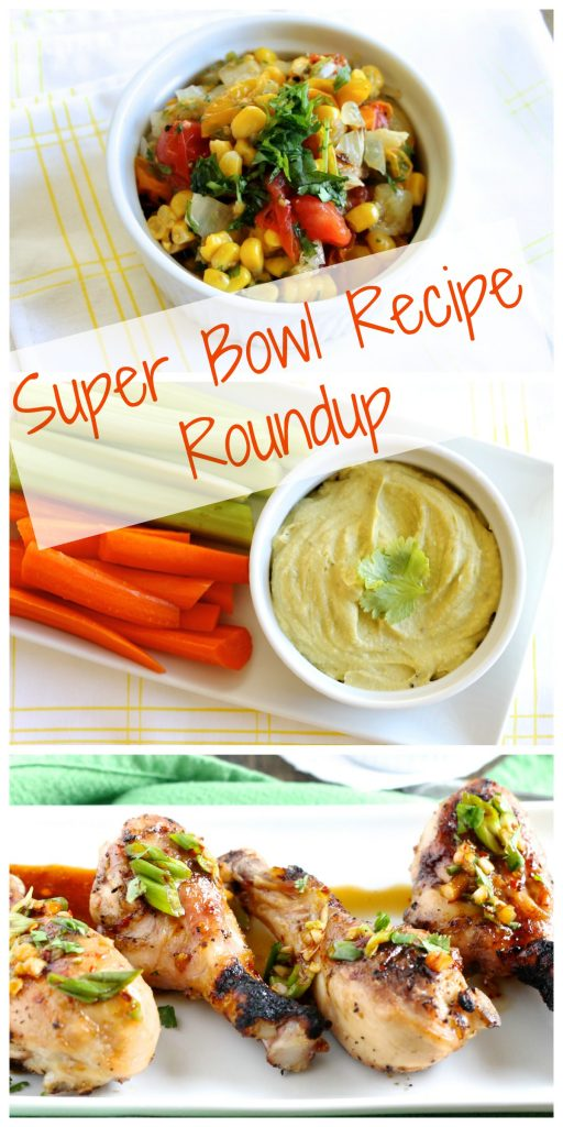 Super Bowl Recipe Roundup -- www.littlechefbigappetite.com
