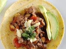 Picadillo Tacos l Gluten-Free, Dairy-Free, Soy-Free l l www.littlechefbigappetite