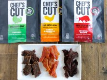 Chef's Cut Real Jerky Review + GIVEAWAY! l www.littlechefbigappetite.com