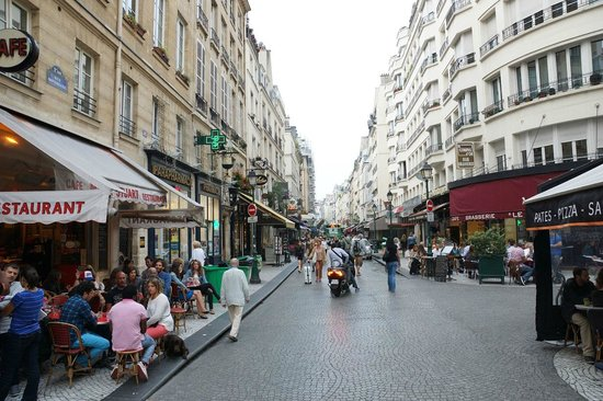 Rue Montorgueil Paris: Where to Go and What to Eat in Paris ll www.littlechefbigappetite.com