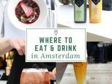 Where to Eat and Drink in Amsterdam ll www.littlechefbigappetite.com