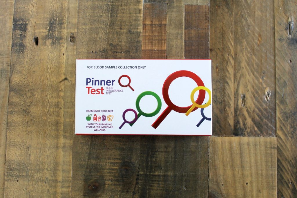 My Experience with the Pinnertest Food Intolerance Test: Part 1 ll www.littlechefbigappetite.com
