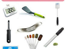 The 10 Best Kitchen Tools Under $10 ll Great for everyone from beginner cooks to advanced, and these products are perfect for anyone shopping on a budget! ll www.littlechefbigappetite.com