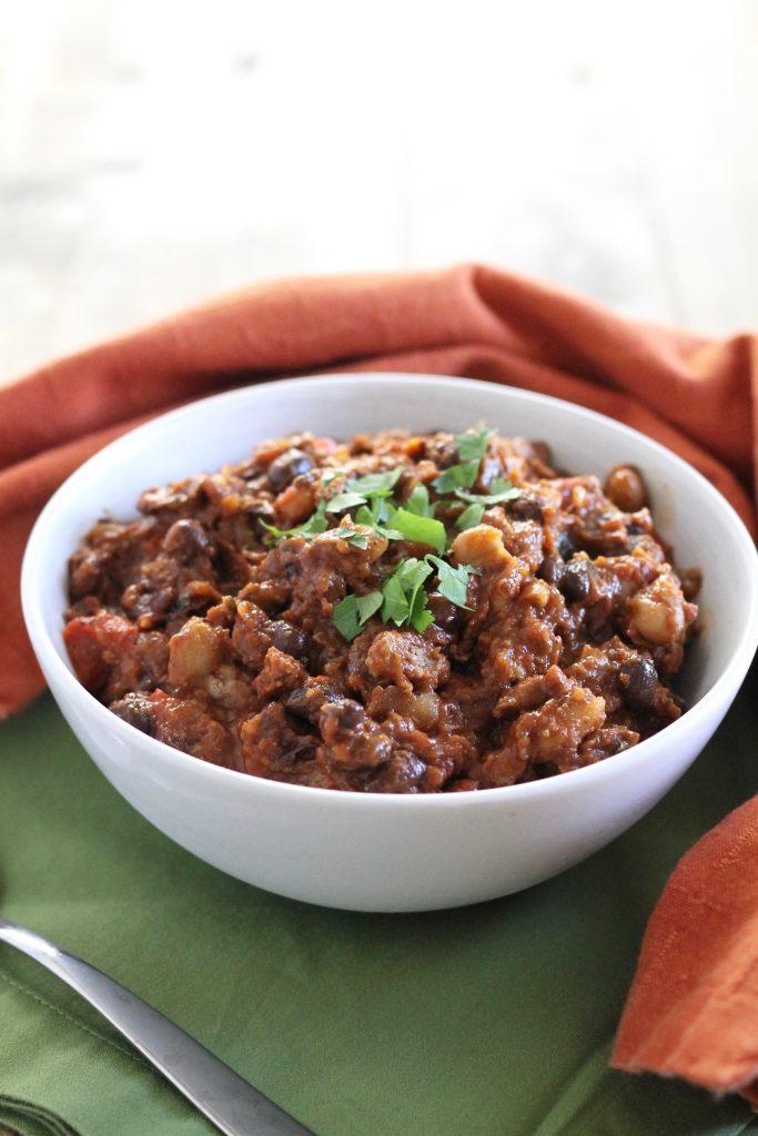 Delicious Healthy Turkey Chili Recipe | www.littlechefbigappetite.com 3