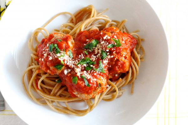 The Best (and Healthiest!) Turkey Meatballs