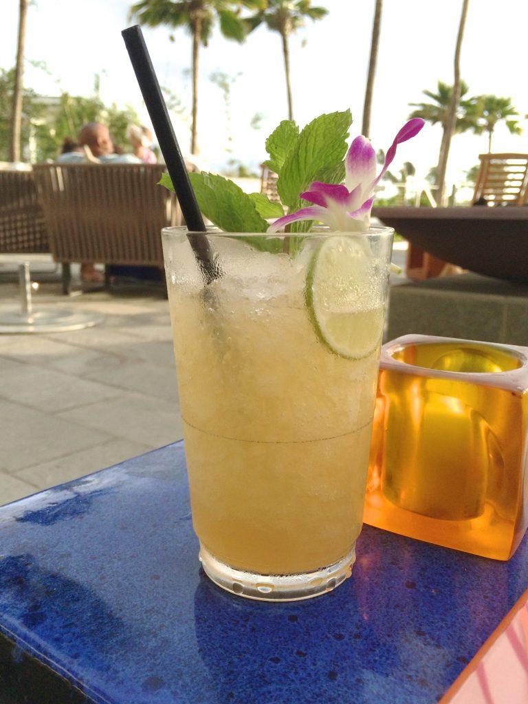Andaz Maui Cocktails | www.littlechefbigappetite.com