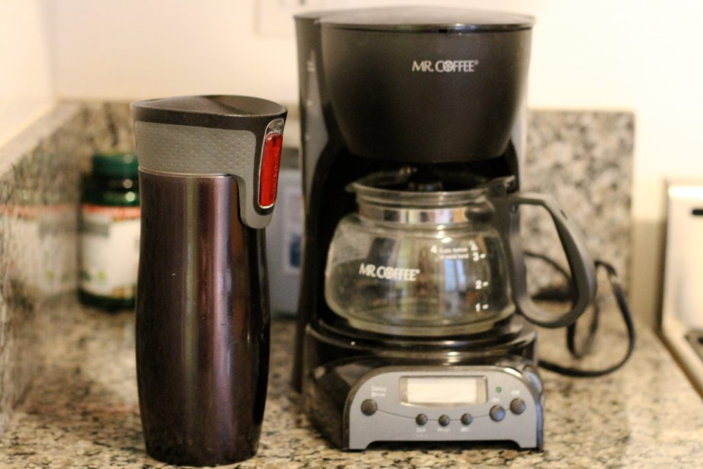 Mr. Coffee Coffee Maker and Coffee Carafe | www.littlechefbigappetite.com