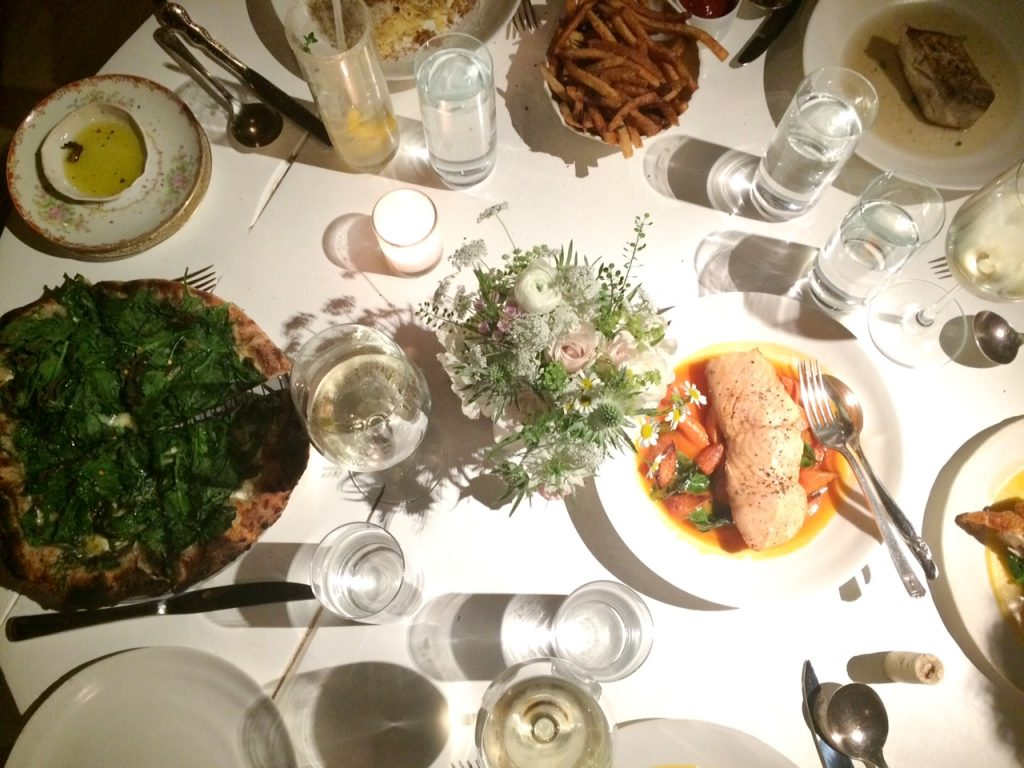 Dinner at ABC Kitchen NYC | www.littlechefbigappetite.com