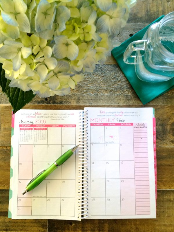 Planning my 2016 Goals and Resolutions