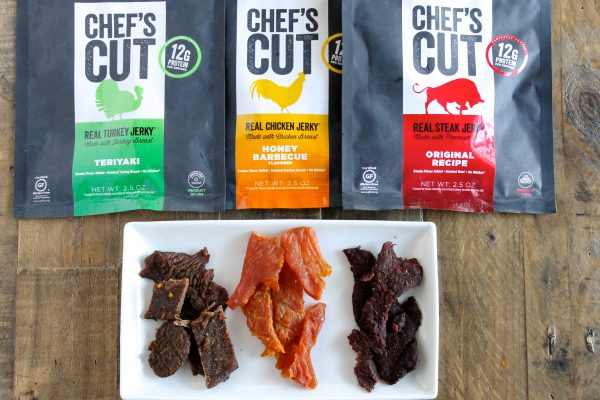 Chef's Cut Real Jerky Review + GIVEAWAY!