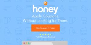 What I'm Loving Lately ll Honey Promo Code Finder ll www.littlechefbigappetite.com