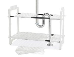 What I'm Loving Lately ll Under Sink Organizer ll www.littlechefbigappetite.com