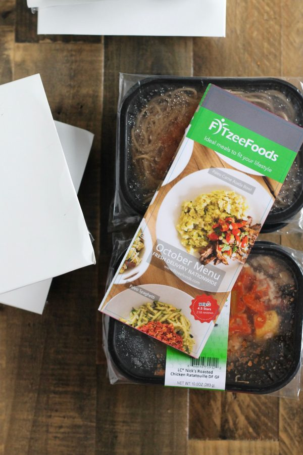 FITzee Foods Delivers Healthy Pre-Portioned Meals