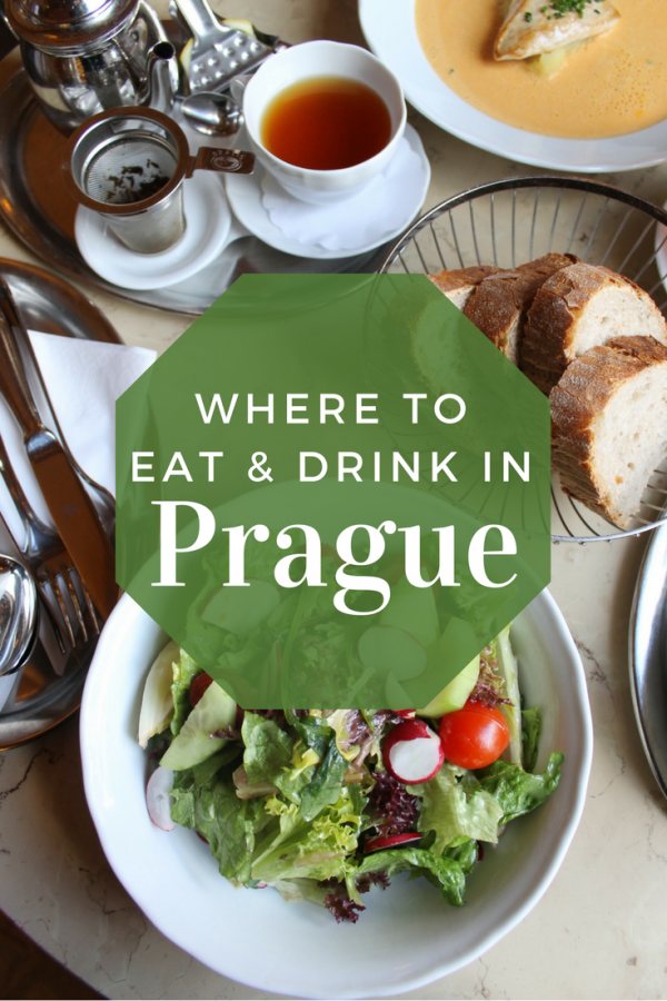 Where to Eat and Drink in Prague