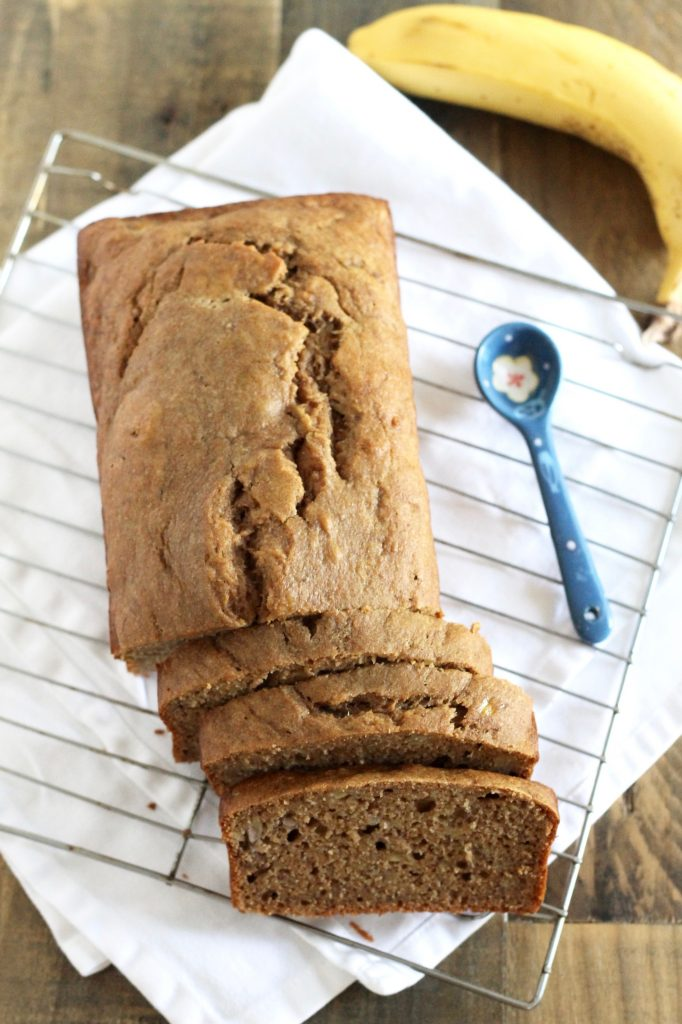 Healthy whole food banana bread recipe best banana ideas 2018 banana bread recipe food network kitchen forumfinder
