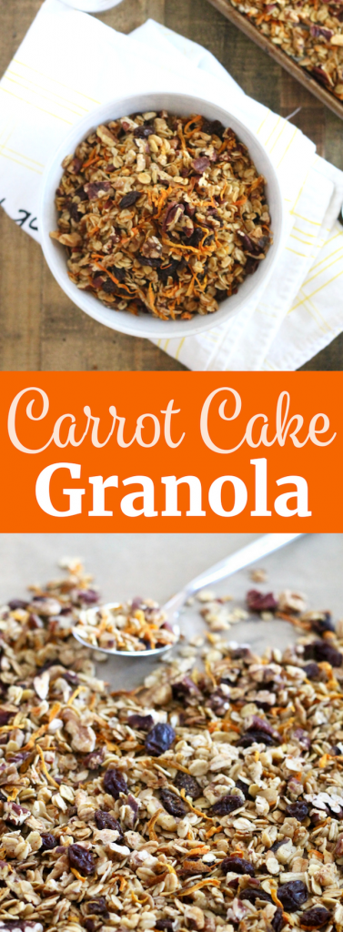 How To Remove Carrots From Carrot Cake Recipe