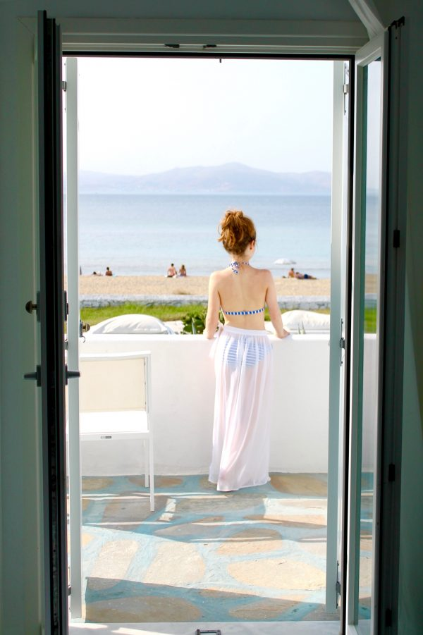Part Two: Our Honeymoon in Mykonos, Greece
