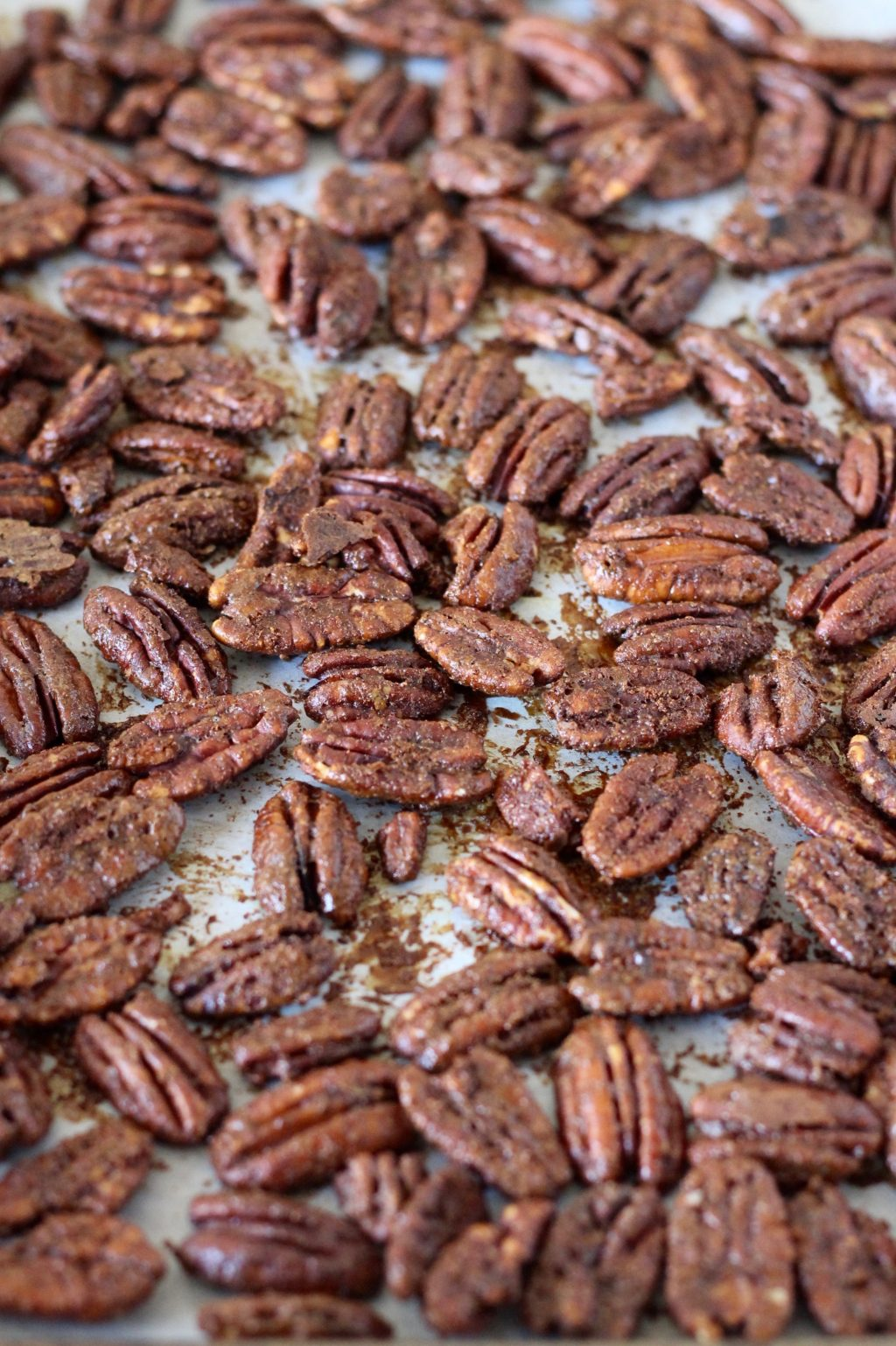 Spiced Pecans Recipes Test Kitchen