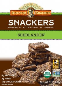 Doctor Kracker Seedlander Crackers