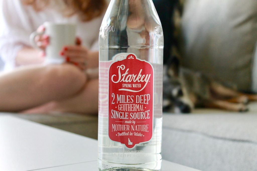 Starkey Water Bottle | www.littlechefbigappetite.com