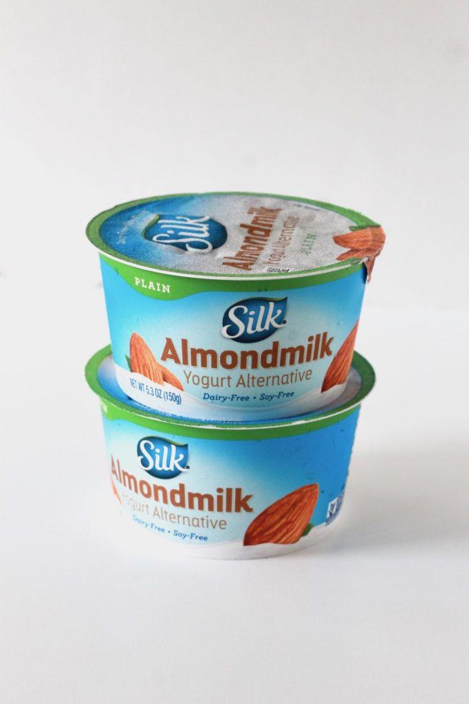 Silk Almond Milk Yogurt   www.littlechefbigappetite.com