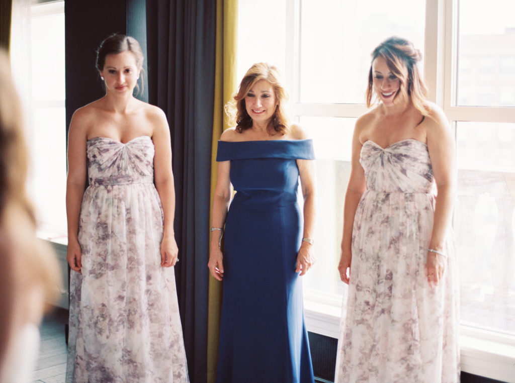 Maids of Honor and Mother of the Bride | www.littlechefbigappetite.com