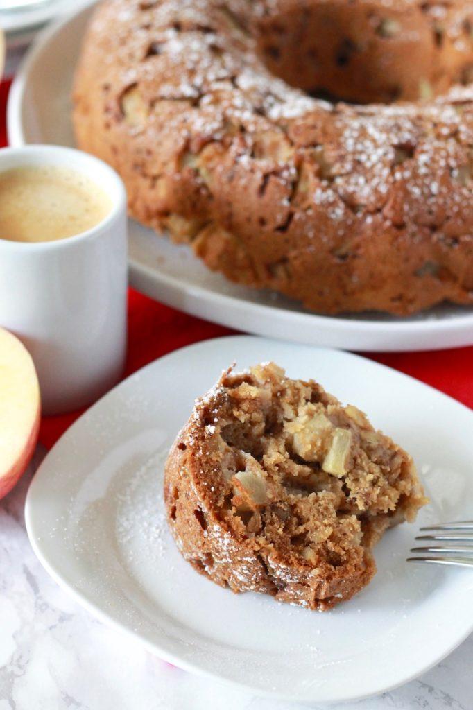Gluten-Free Apple Honey Cake for Rosh Hashanah   www.littlechefbigappetite.com 5