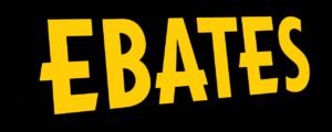 Ebates logo | www.littlechefbigappetite.com