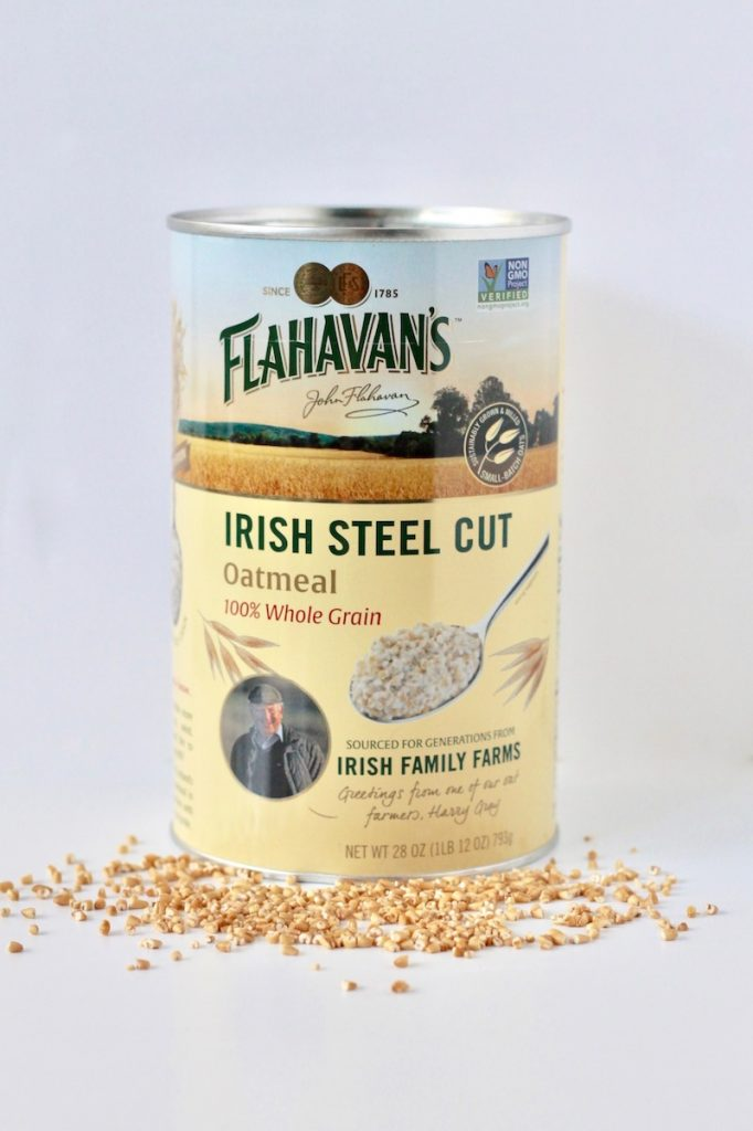 Flahavan's Irish Steel Cut Oats | littlechefbigappetite.com